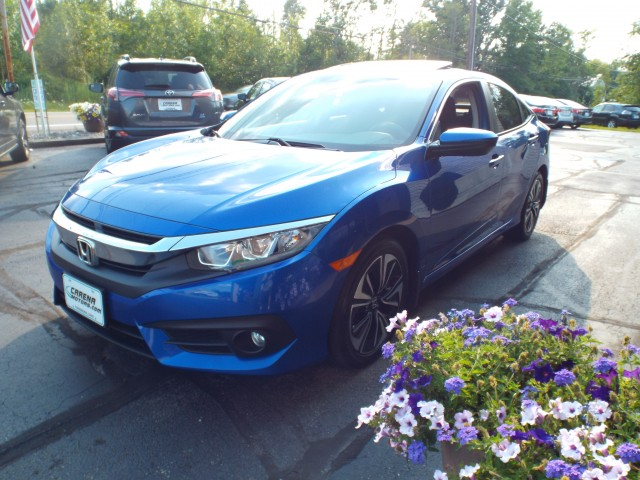 2017 HONDA CIVIC EX for sale at Carena Motors