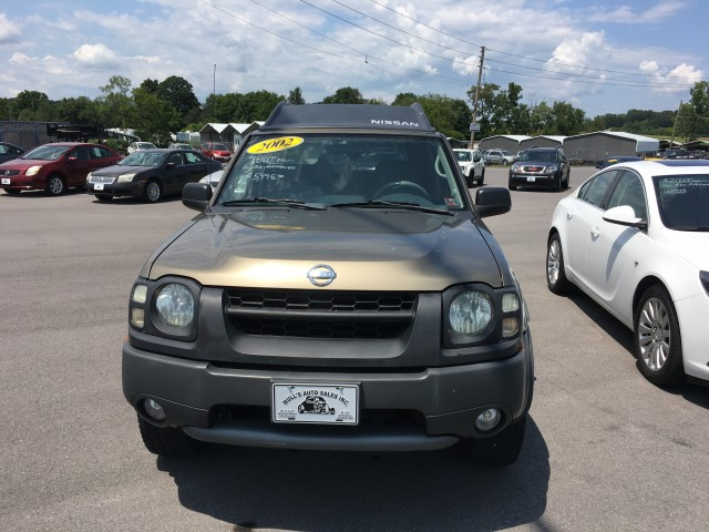 2002 Nissan Xterra SE 4WD for sale at Mull's Auto Sales