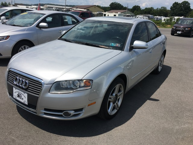 2007 Audi A4 2.0T quattro for sale at Mull's Auto Sales