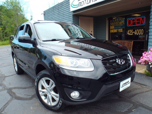 2011 HYUNDAI SANTA FE SE for sale | Used Cars Twinsburg | Carena Motors