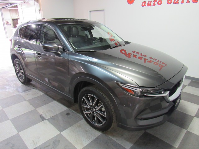 2018 Mazda CX-5 Grand Touring AWD in Cleveland