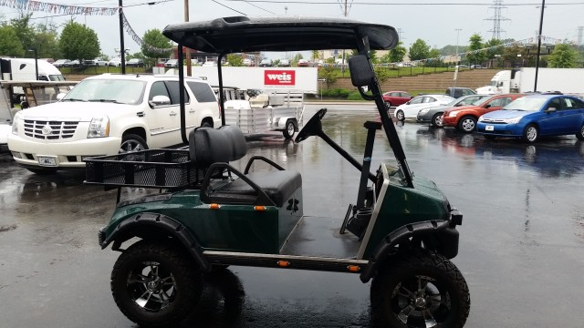 2000 Club car Ds GOLF CART for sale at Mull's Auto Sales