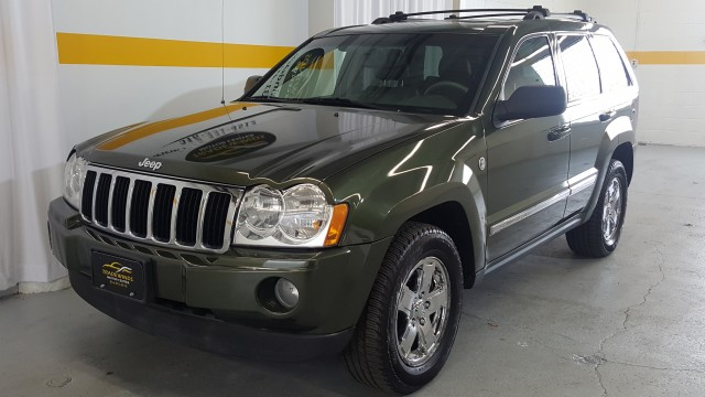 2007 JEEP GRAND CHEROKEE LIMITED for sale at Tradewinds Motor Center