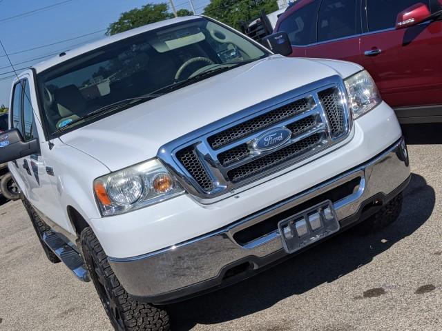 2008 Ford F-150 XLT SuperCrew 4WD for sale at Tri-State Fine Cars