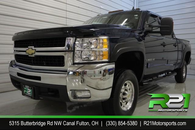 2013 CHEVROLET SILVERADO 2500HD LTZ for sale at R21 Motorsports