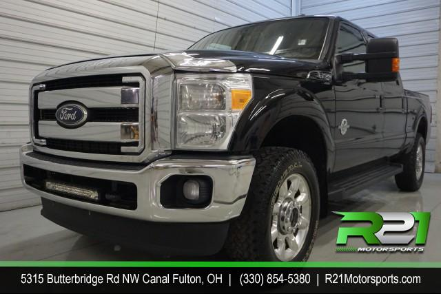 2013 FORD F-350 SD PLATINUM for sale at R21 Motorsports
