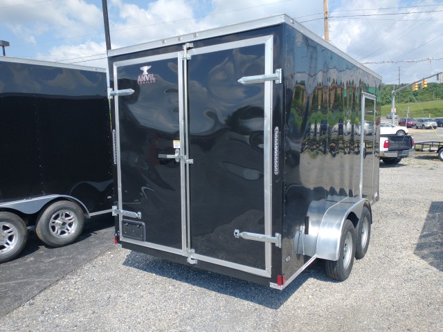 2022 ANVIL 7 x 14 enclosed   for sale at Mull's Auto Sales