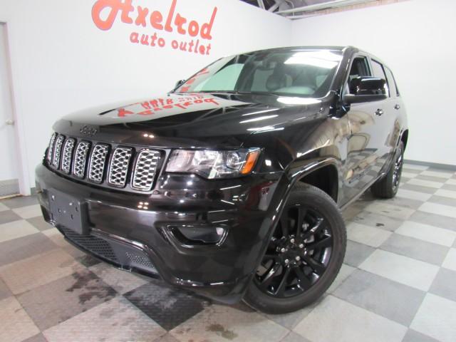 2021 Jeep Grand Cherokee Altitude Edition  4WD