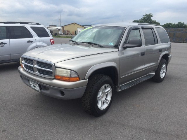2001 Dodge Durango 4WD for sale at Mull's Auto Sales