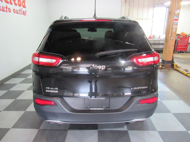 2015 Jeep Cherokee Limited 4WD in Cleveland