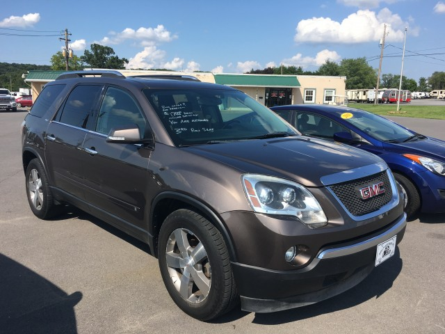 2009 GMC Acadia SLT-1 AWD for sale at Mull's Auto Sales