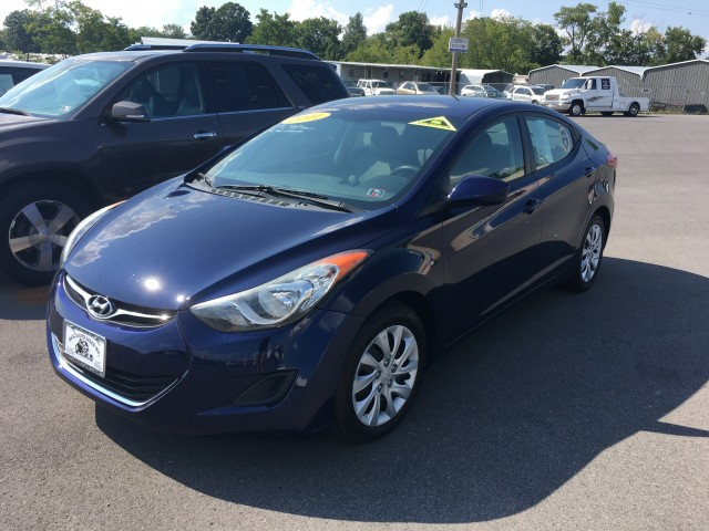 2011 Hyundai Elantra GLS A/T for sale at Mull's Auto Sales