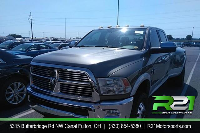 2018 RAM 2500 Laramie Crew Cab SWB 4WD for sale at R21 Motorsports