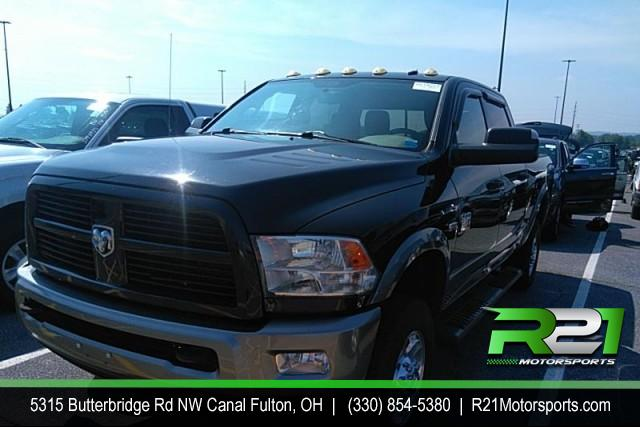 2012 RAM 2500 ST CREW CAB 4WD 5.7L HEMI V8 LOW MILES for sale at R21 Motorsports