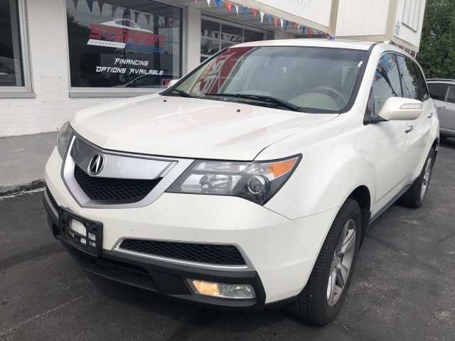 2012 ACURA MDX TECHNOLOGY for sale at Stewart Auto Group