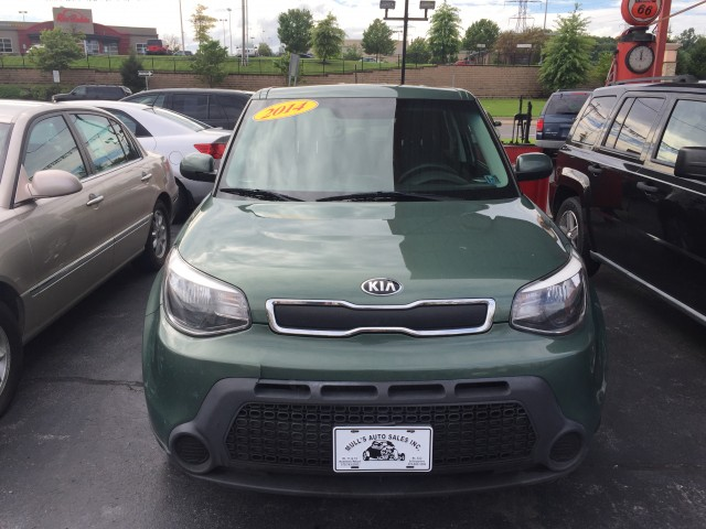 2014 Kia Soul Base for sale at Mull's Auto Sales