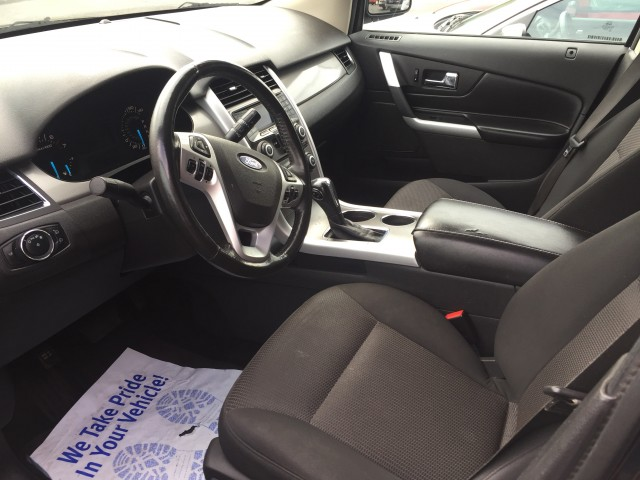 2011 Ford Edge SEL AWD for sale at Mull's Auto Sales