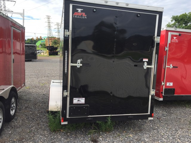 2018 ANVIL 6 X 12 TA ENCLOSED  for sale at Mull's Auto Sales