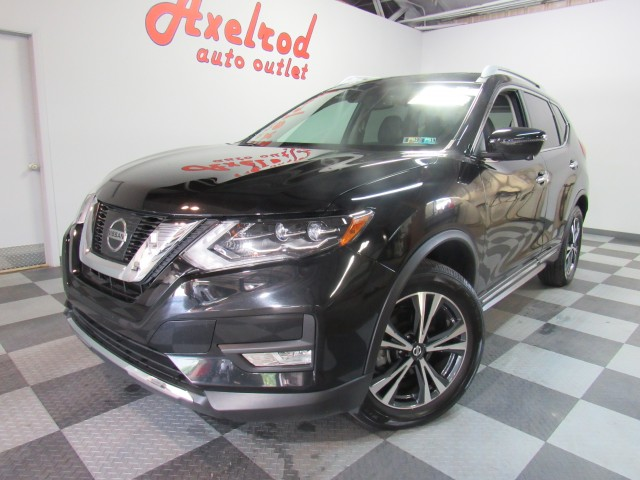 2017 Nissan Rogue SL AWD in Cleveland