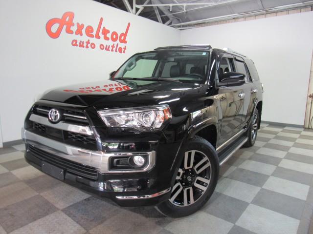 2020 Toyota 4Runner Limited 4WD V6