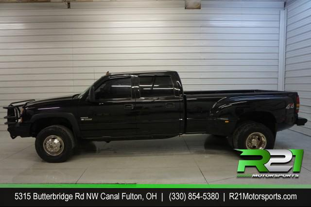 2008 CHEVROLET SILVERADO 2500HD LTZ--INTERNET SALE PRICE ENDS SATURDAY DECEMBER 16TH!! for sale at R21 Motorsports