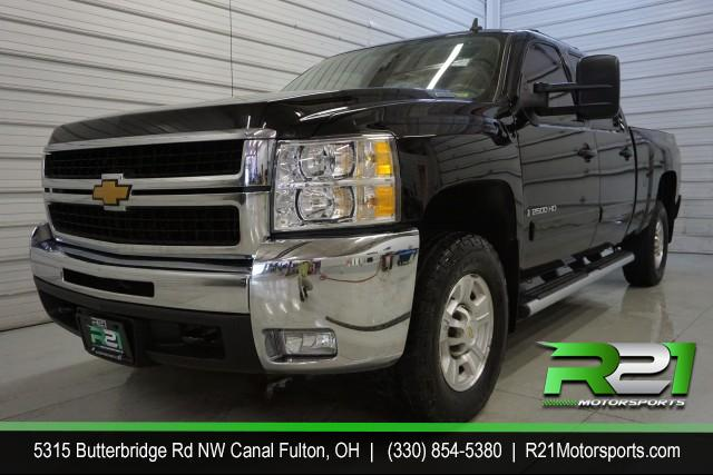 2013 GMC SIERRA 2500HD SLE CREW CAB LONG BOX 4WD for sale at R21 Motorsports