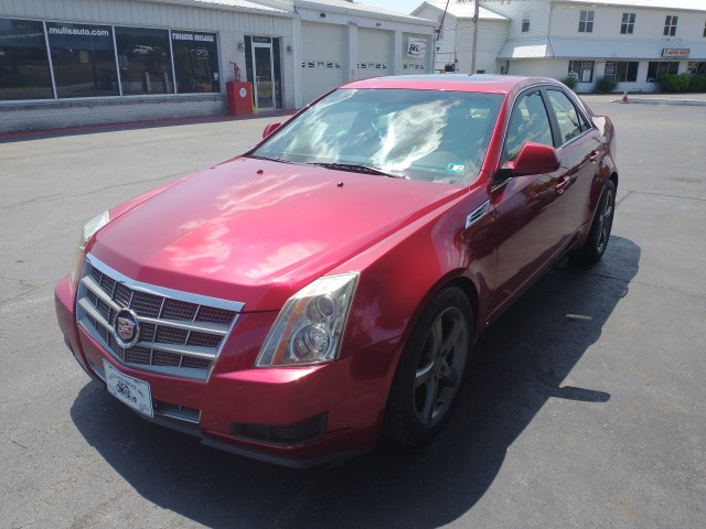 2009 Cadillac CTS  for sale at Mull's Auto Sales