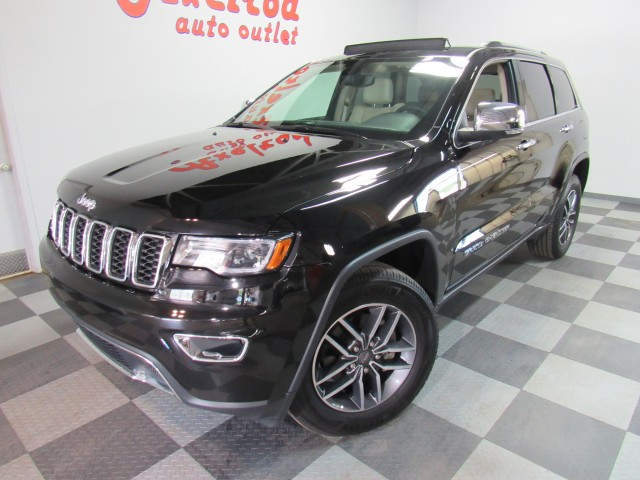 2019 Jeep Grand Cherokee Limited Luxury Group 2 4WD
