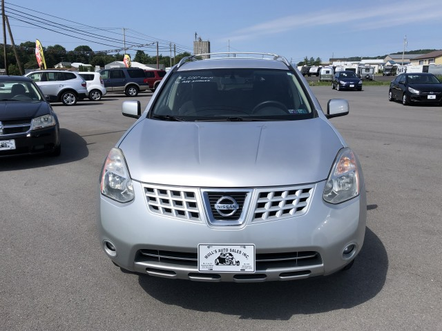 2010 Nissan Rogue S AWD for sale at Mull's Auto Sales