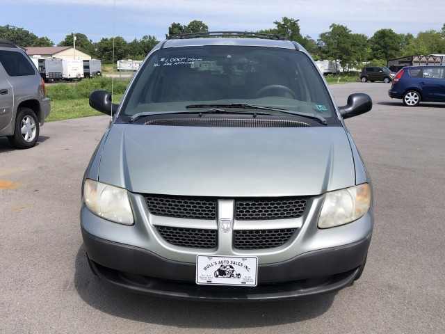 2003 Dodge Caravan SE for sale at Mull's Auto Sales