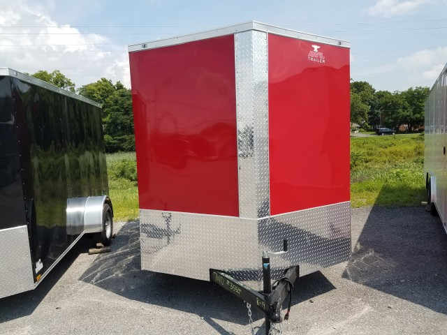 2019 ANVIL 7 X 10 ENCLOSED  for sale at Mull's Auto Sales