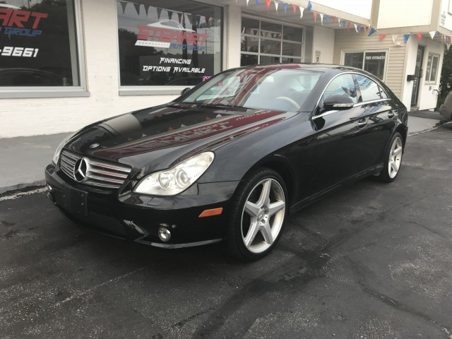 2007 MERCEDES-BENZ CLS 550 for sale at Stewart Auto Group