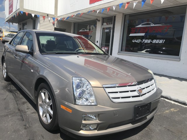 2006 CADILLAC STS  for sale at Stewart Auto Group