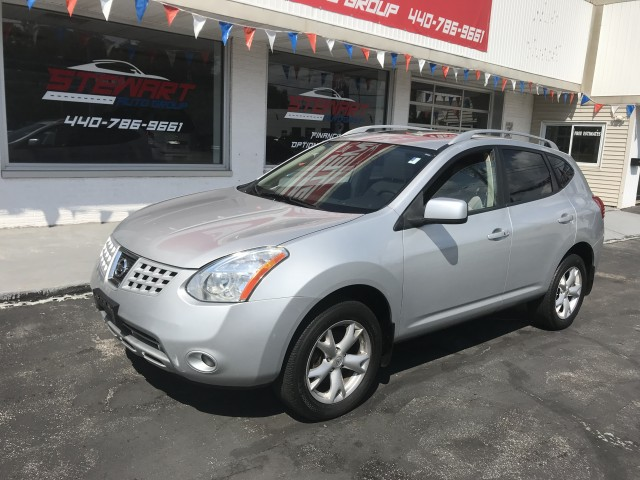2008 NISSAN ROGUE S for sale at Stewart Auto Group