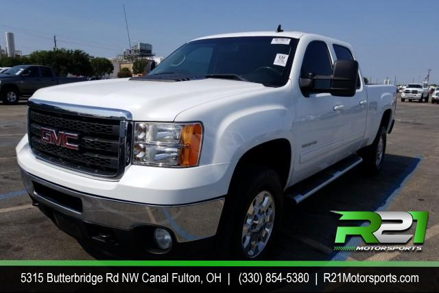 2011 GMC SIERRA 2500HD SLT CREW CAB 4WD for sale at R21 Motorsports