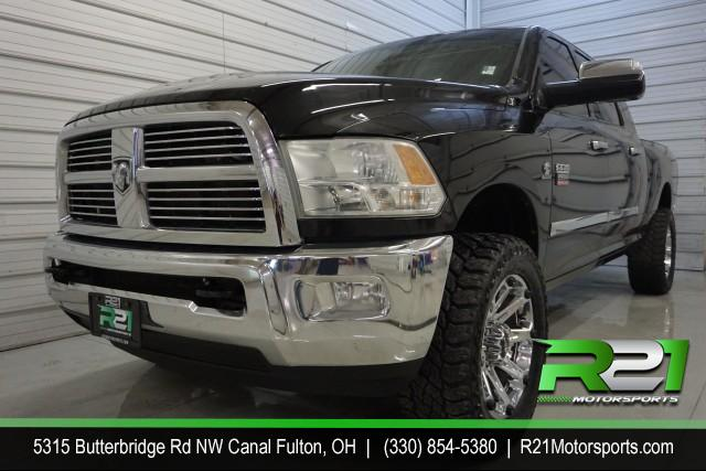 2010 RAM 2500 LARAMIE--INTERNET SALE PRICE ENDS SATURDAY JANUARY 11TH!! for sale at R21 Motorsports