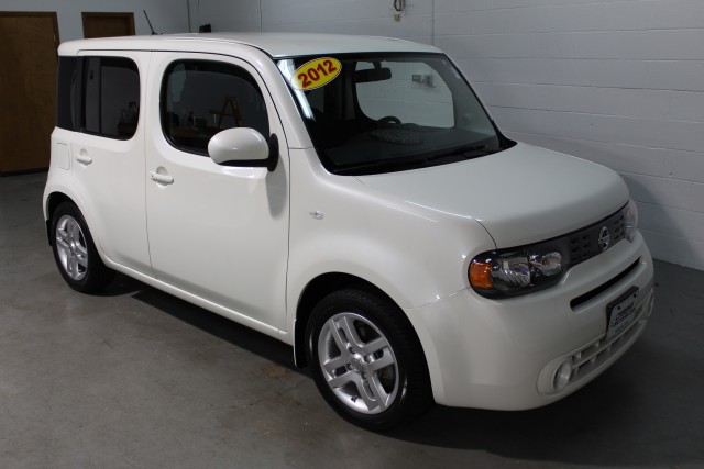 2012 NISSAN CUBE SL for sale | Used Cars Twinsburg | Carena Motors