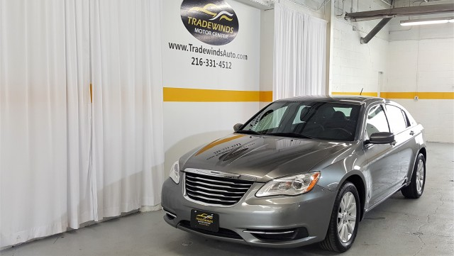 2012 CHRYSLER 200 TOURING for sale at Tradewinds Motor Center