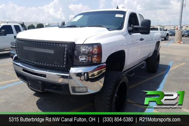 2012 CHEVROLET SILVERADO 2500HD LTZ- CREW CAB- 4WD - SOUTHERN DURAMAX DIESEL ARRIVING SOON - RUST FREE - CALL 330-854-5380 TO REQUEST PHOTOS! for sale at R21 Motorsports