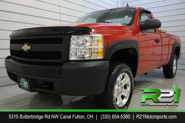 2007 CHEVROLET SILVERADO 1500 LT1 EXTENDED CAB SHORT BOX 4WD for sale at R21 Motorsports