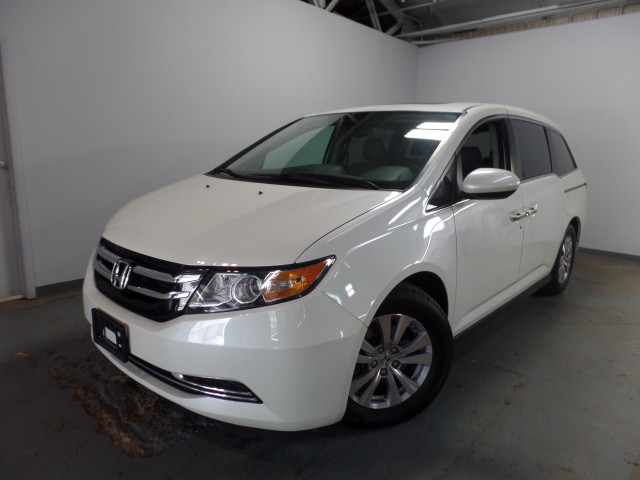 2016 Honda Odyssey EX-L w/Rear Entertainment