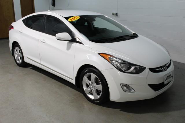 2013 HYUNDAI ELANTRA GLS for sale | Used Cars Twinsburg | Carena Motors