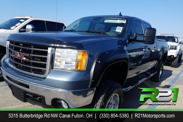2008 FORD F-350 SD LARIAT DRW 4WD for sale at R21 Motorsports