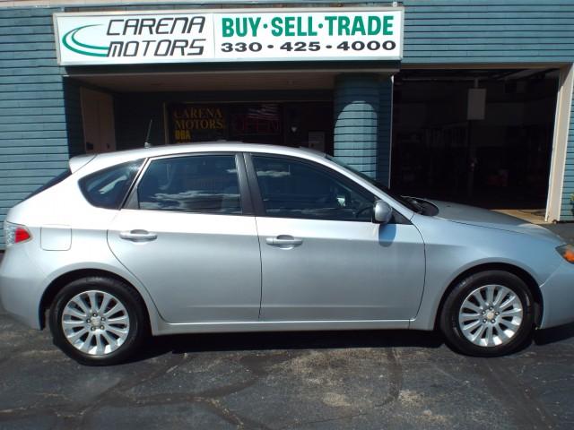 2010 SUBARU IMPREZA 2.5I PREMIUM for sale at Carena Motors