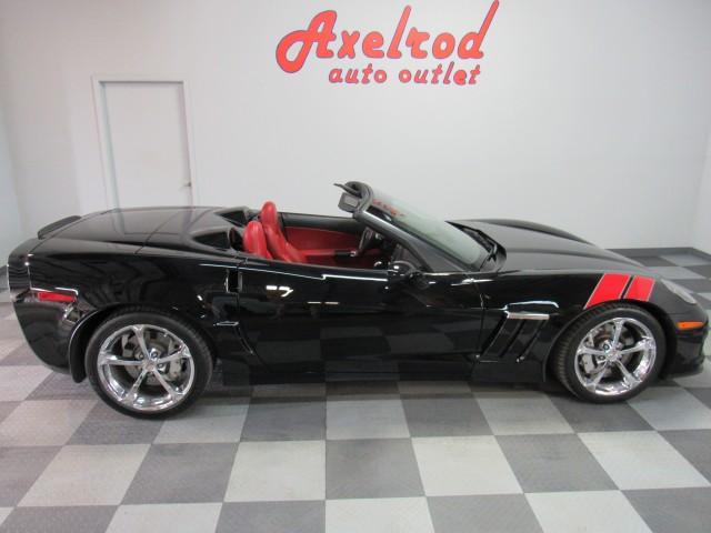 2010 Chevrolet Corvette Grand Sport 3 LT in Cleveland