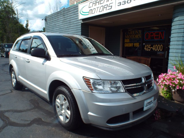2011 DODGE JOURNEY EXPRESS for sale in Twinsburg, Ohio