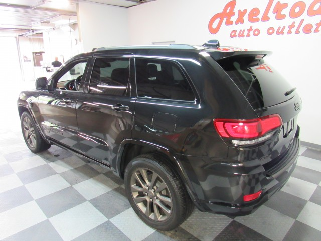 2016 Jeep Grand Cherokee Limited 75th Anniversary Edition 4WD in Cleveland