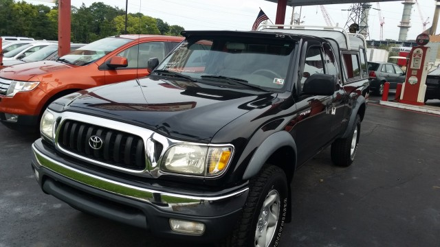 2001 Toyota Tacoma Xtracab V6 4WD for sale at Mull's Auto Sales