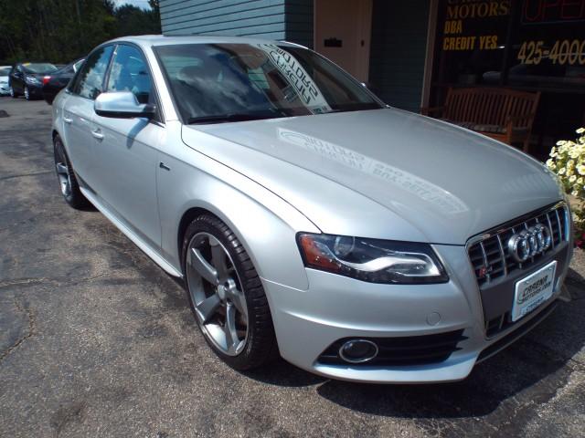 2011 AUDI S4 PRESTIGE for sale | Used Cars Twinsburg | Carena Motors