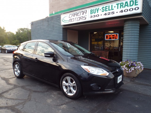 2014 FORD FOCUS SE for sale in Twinsburg, Ohio